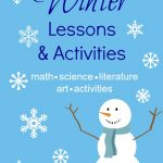 Winter Unit Lessons Activities