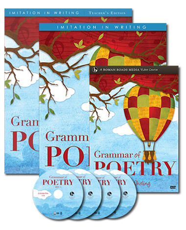Grab 3 FREE Lessons today! grammar-of-poetry-package