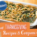 Hurry! These Thanksgiving recipe s, coupons, and samples are perfect for the holiday.