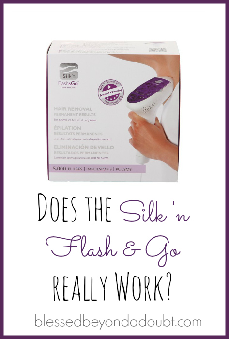 A MUST read before you purchase silk 'n flash & Go!
