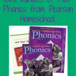 Have FUN with the Pearson Phonics Program! Enter to win one today!