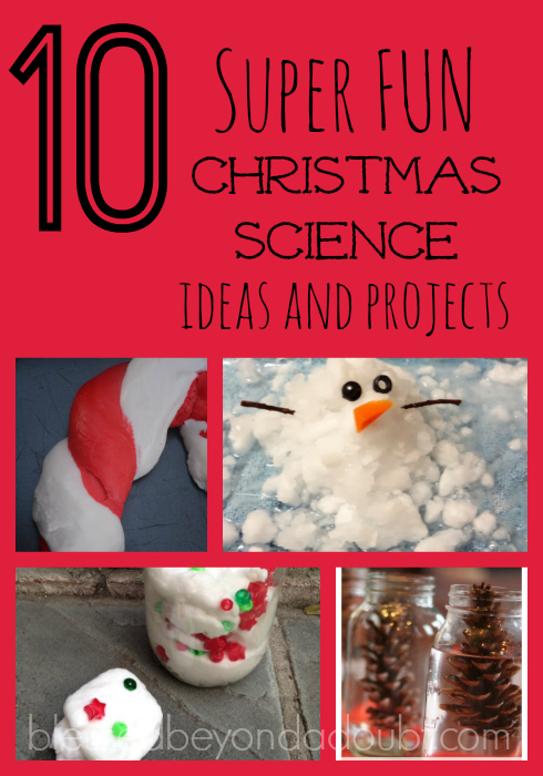 10 Christmas Science Projects and Ideas