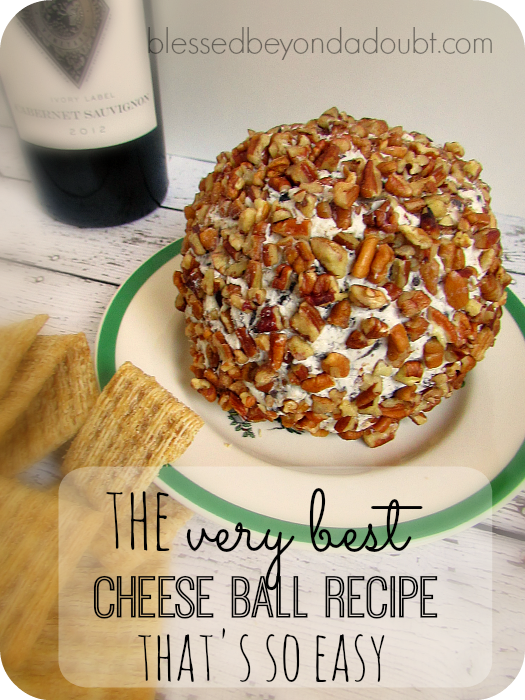 cheese ball recipes