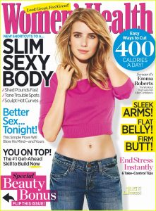 Hurry! Women's Health Magazine is only 4.99 for 1 Year! Offer good on Monday, December 22!
