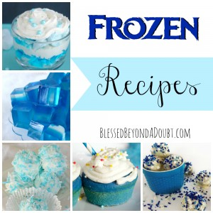 Frozen Recipes
