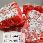 strawberry bars recipe