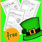 FREE Learn the Sentence Printables- St. Patrick's Day Edition!