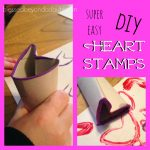 Simple Valentines Crafts for Kids