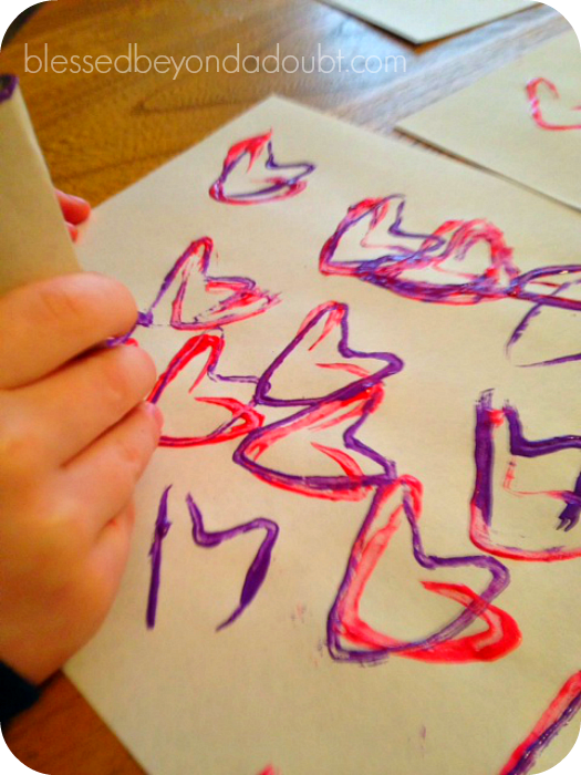 heart stamp 4