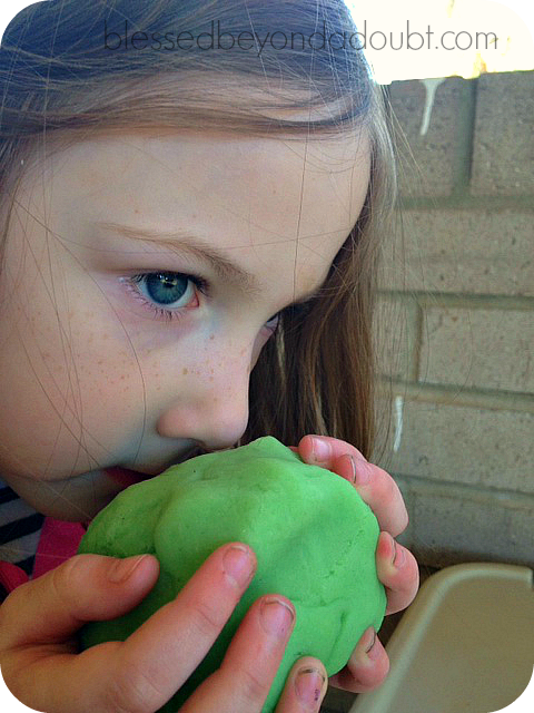 jello playdough 2