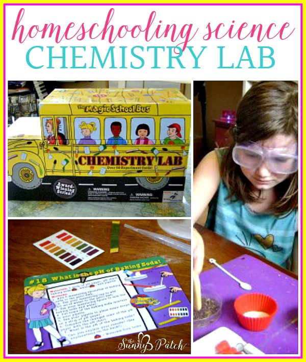 FREE Chemistry Pages for homeschooling-science-chemistry-elementary