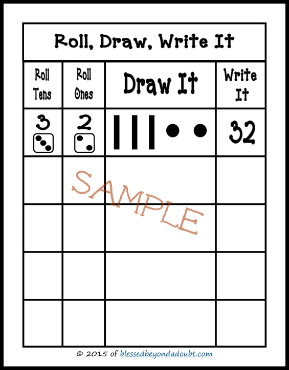 roll draw write 2