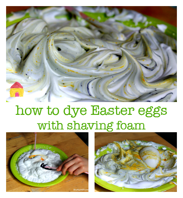 shaving-foam-eggs