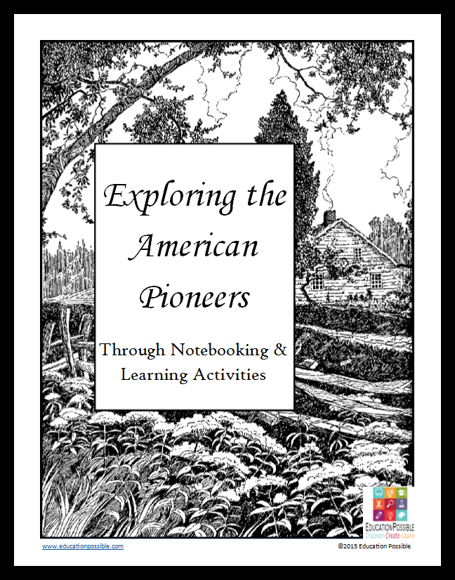 Exploring-the-American-Pioneers-Through-Notebooking-Learning-Activities