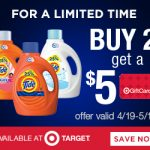 FREE $5.00 Target Gift Card Offer! Limited Time