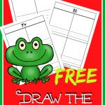 FREE Draw the Blends Printables