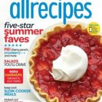 Allrecipes magazine is only 4.99 today!