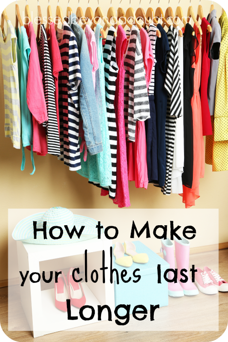 9 Practical Ways to Keep Your Clothes Lasting Longer!