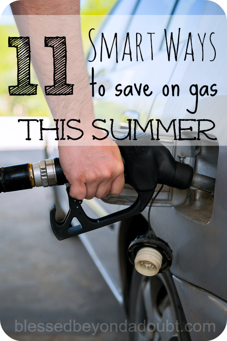 Here's a must read on how to save on gas this summer!