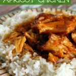 If you love BBQ chicken, than you have to try this slow cooker apricot Chicken recipe. It's awesome!