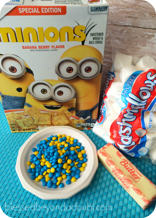 minions banana berry bars 4