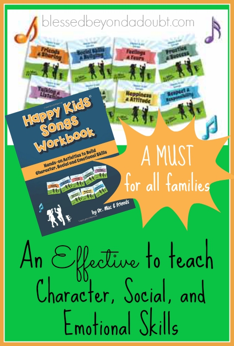Hands-On Activities to Build Character, Social, and Emotional Skills