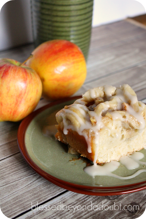 apple cinnamon rolls 3