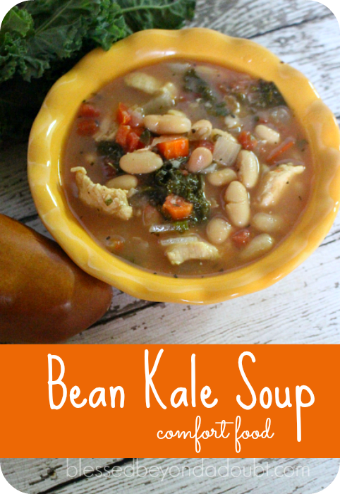 Hearty White Bean and Kale Soup Recipe