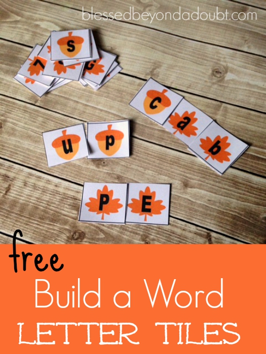 build a word 2