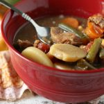 Easy Beef Stew in the Slow Cooker