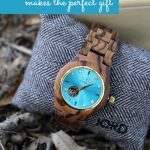 A JORD Watch Makes the Perfect Gift!