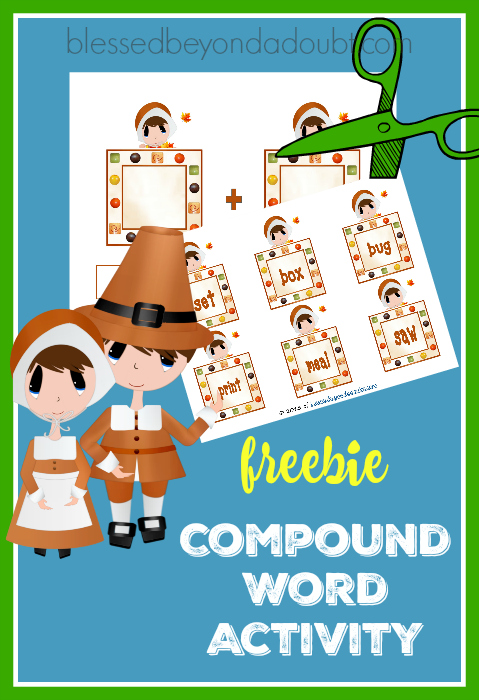 Compound Word FUN