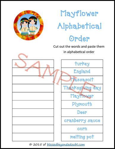 alphabetical order3_sample