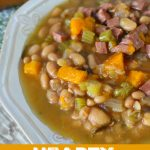 Bean and Butternut Squash Soup