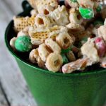 Microwave Reindeer Chow Chex Mix Recipe!