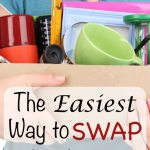 How to Swap Instead of Spend!