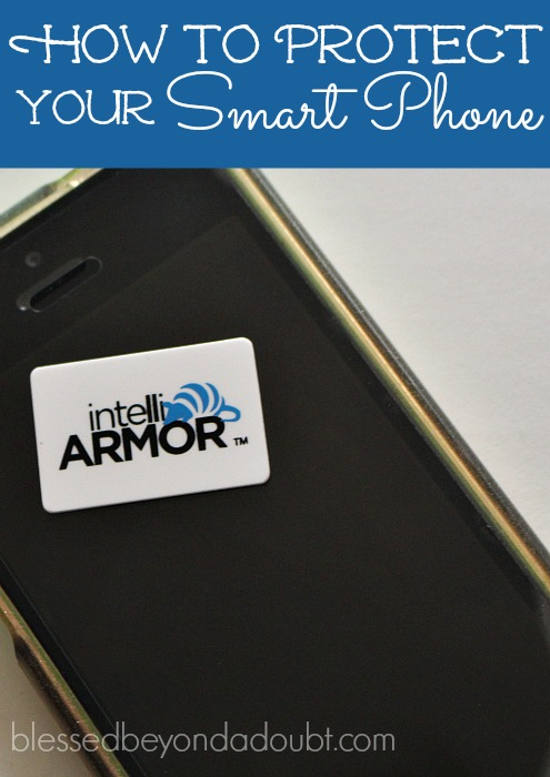Simple Way to Protect Your Smart Phone and Giveaway!