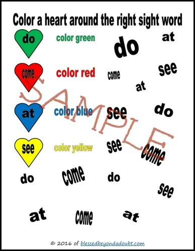 sight words3 (1)