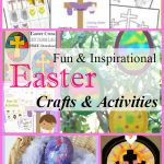 Check out the FUN and inspirational Easter Crafts and Activities! Which one will your children try first?