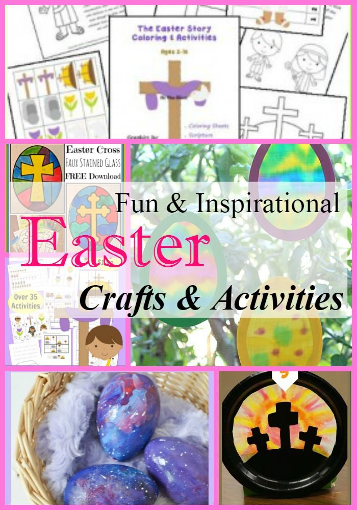 19 Easter Crafts and Activities for Kids