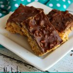 No Bake Chocolate Butterscotch Bars Recipe