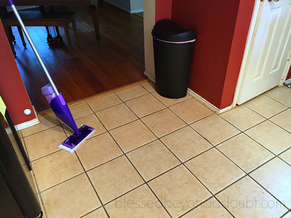 The truth about off brand products from a frugal mama! I took the Swiffer test. #swifferfanatic #ad