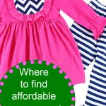 Where to Find Affordable Trendy Kids Clothing