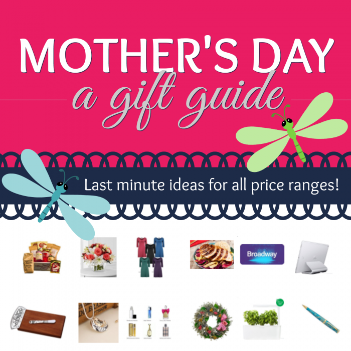 Need a last minute Mother's Day gift? We've got you covered! Check out the trendiest gift ideas that she will adore. #ad