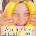 How You Can Make a Difference in Kid's Eating Healthy including your own!