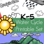 FREE The Water Cycle Worksheets and Resources