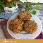 EASY Ginger Molasses Cookies