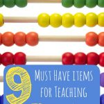 9 Best Math Teaching Resources K-5!