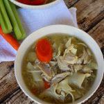 How to Make Easy Chicken Noodle Soup Recipe from Scratch