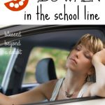 5 Things to do when you're in the School Car Line!